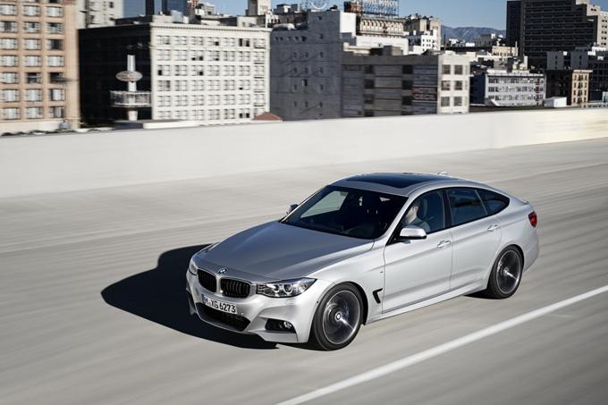 """""""BMW 3 Gran Turismo"""""""