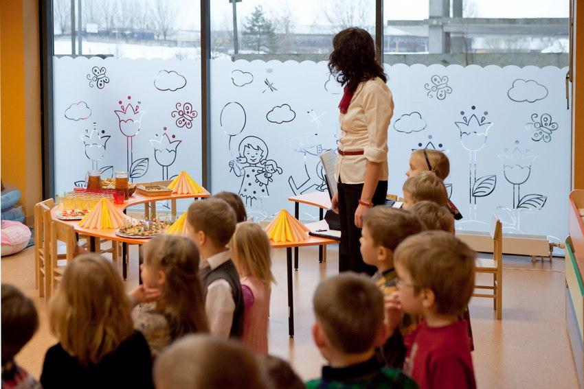 """Naujos grupės vaikų darželyje """"Mažasis Trinapolis"""""""