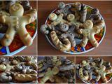 Autorės nuotr./Keksiukai-sausainiukai