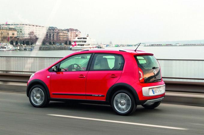 Gamintojo nuotr./Volkswagen Cross Up!