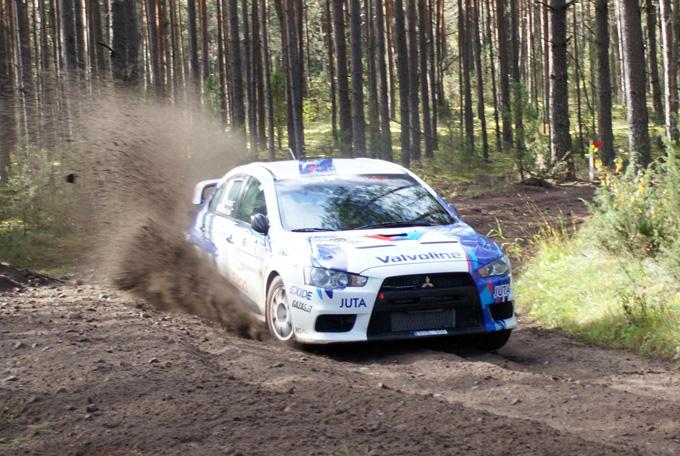 """""""Rally Classic Druskininkai"""", Vytautas Švedas"""