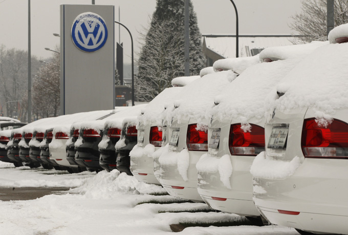 """Volkswagen"" automobiliai"