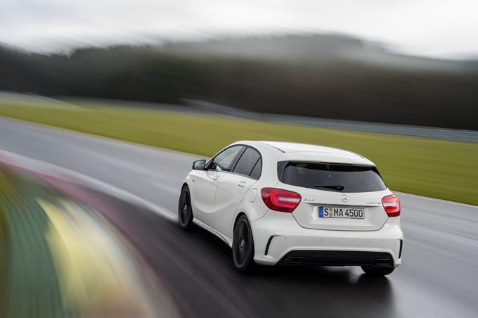 """Mercedes-Benz A45 AMG"""