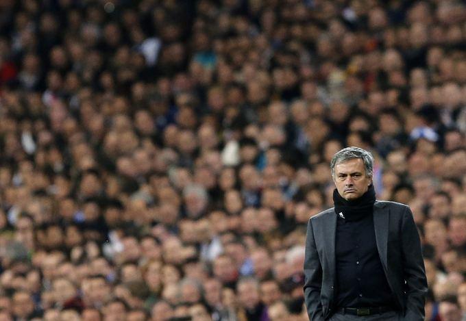 Madrido Real treneris Jose Mourinho