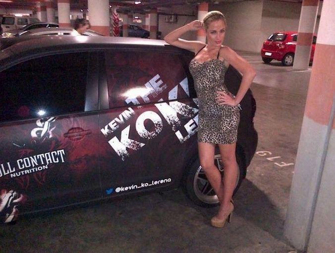 Twitter.com nuotr./Reeva Steenkamp