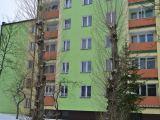15min.lt/Violetos Grigaliūnaitės nuotr./Lenkijoje, Augustave po renovacijos namai dažomi įvairiomis spalvomis
