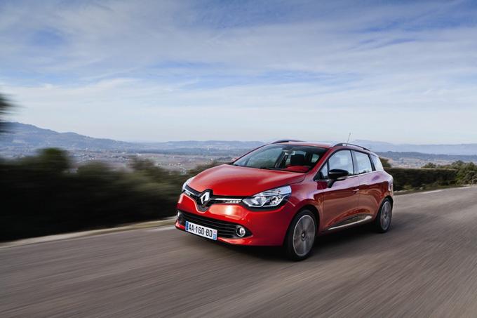 """Renault Clio"" universalas"
