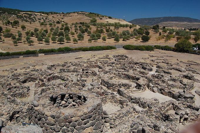 Wikimedia.org nuotr./Ką pamatyti Sardinijoje?