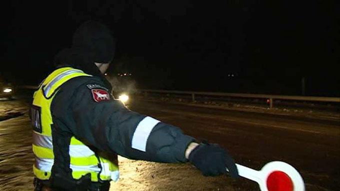 Policijos reidas Kaišiadorių rajone
