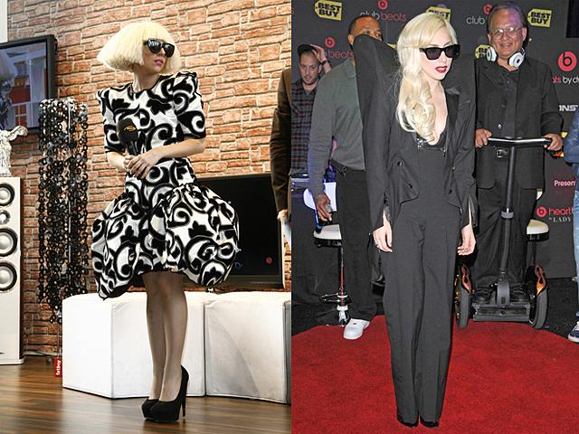 Atlikėja Lady Gaga
