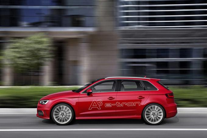 Gamintojo nuotr./Audi A3 e-tron Plug-in Hybrid