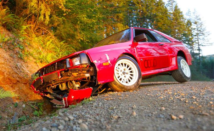 roadandtrack.com nuotr./Audi Sport Quattro