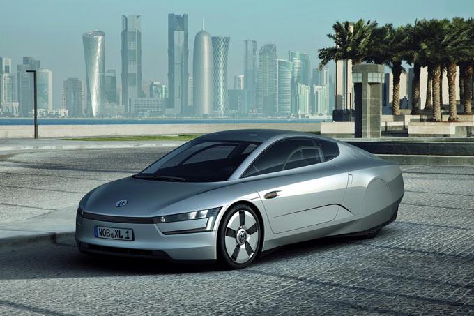 Gamintojo nuotr./Volkswagen XL1
