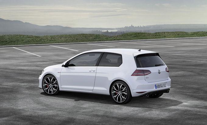 Volkswagen nuotr./Volkswagen Golf GTI