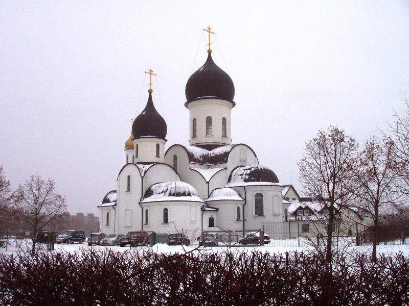 Покрово-Никольский храмовый комплекс в Клайпеде