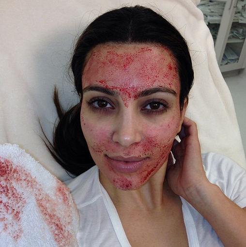 Instagram.com nuotr. / Kim Kardashian