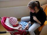 Asmeninio albumo nuotr./Ева и Аугусте в больнице