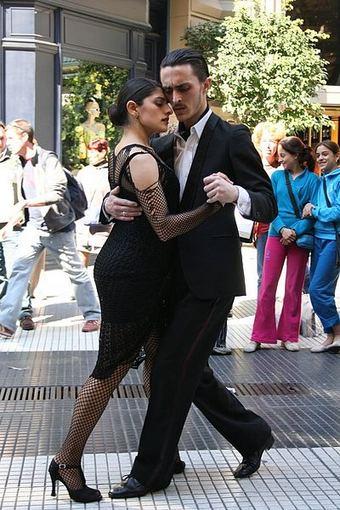 Wikimedia.org/Argentiniečiai  temperamentingi ir aistringi gyvenimo mylėtojai