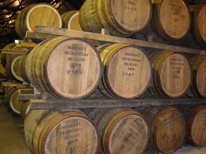 Wikimedia.org/`kotiakas viskis dažnai vadinamas pagrindiniu pasaulio viskiu