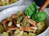 Neringos Kalasauskaitės nuotr. / Bulvienė su džiovintais pomidorais