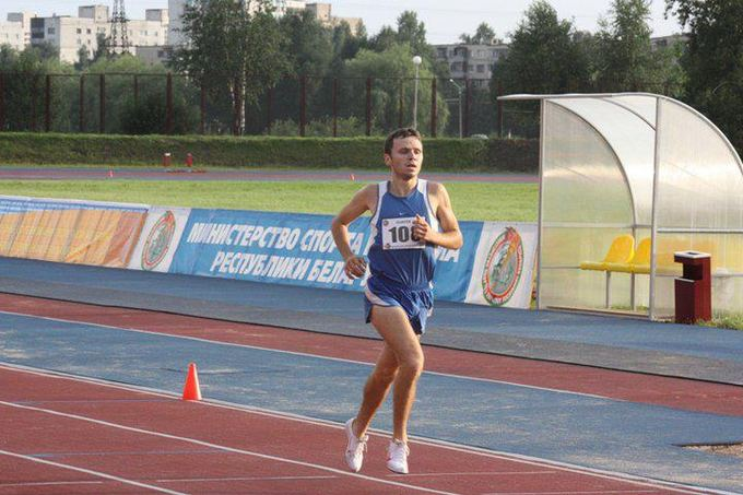 Maratono organizatorių nuotr./Aleksejus Čemodanovas