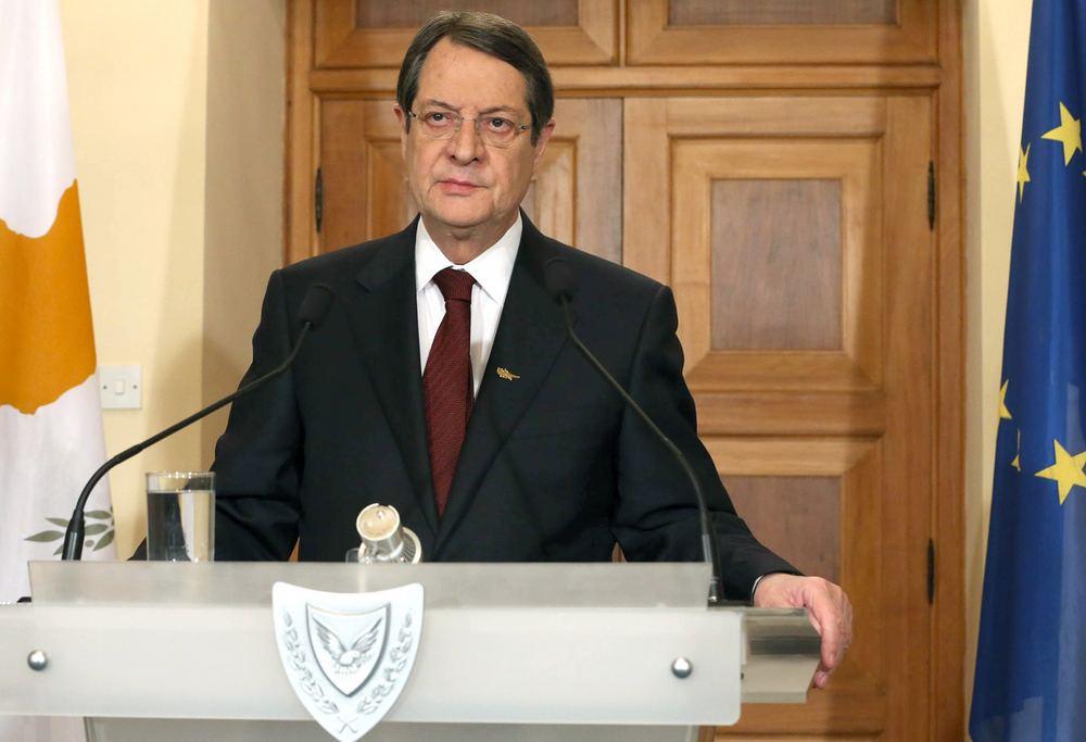 Kipro prezidento rinkimų pirmasis turas laimėtojo