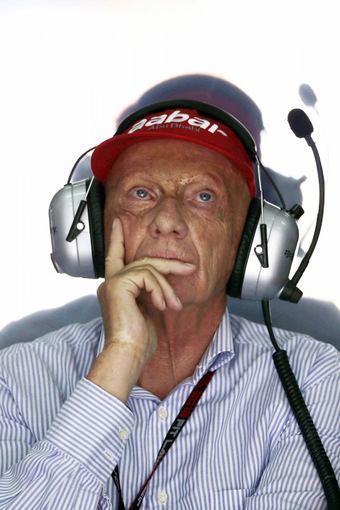 """Reuters""/""Scanpix"" nuotr./Niki Lauda"