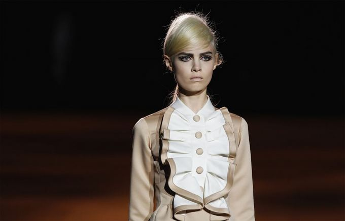 Scanpix nuotr. / Marc Jacobs modelis.