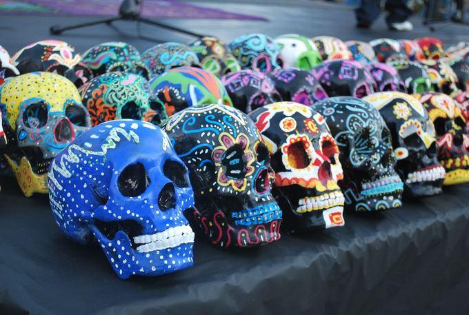 vivelohoy.com nuotr./Dia De Muertos aventė Meksikoje