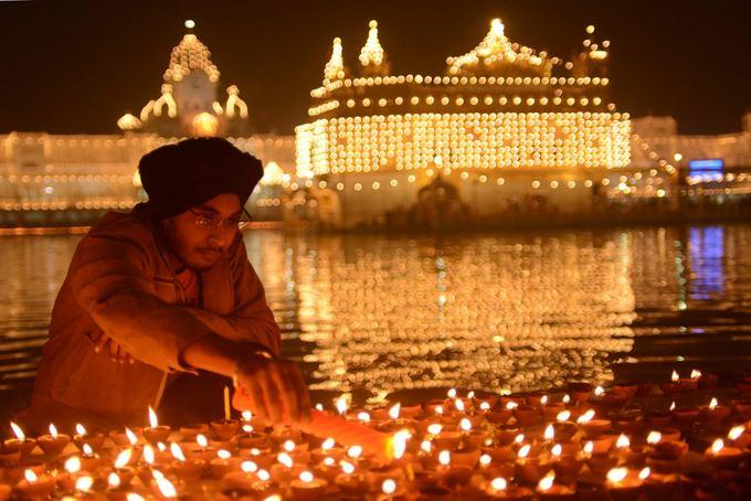 Diwali aventė