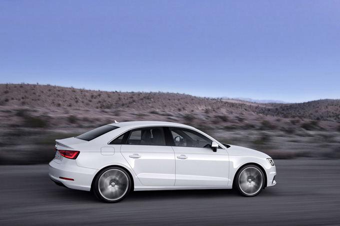 Gamintojo nuotr./Audi A3 sedanas