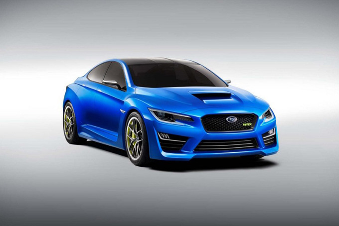 """""""Subaru WRX Concept"""""""