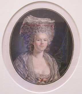 wikimedia.org nuotr./Marijos Antuanetės modistė Rose Bertin