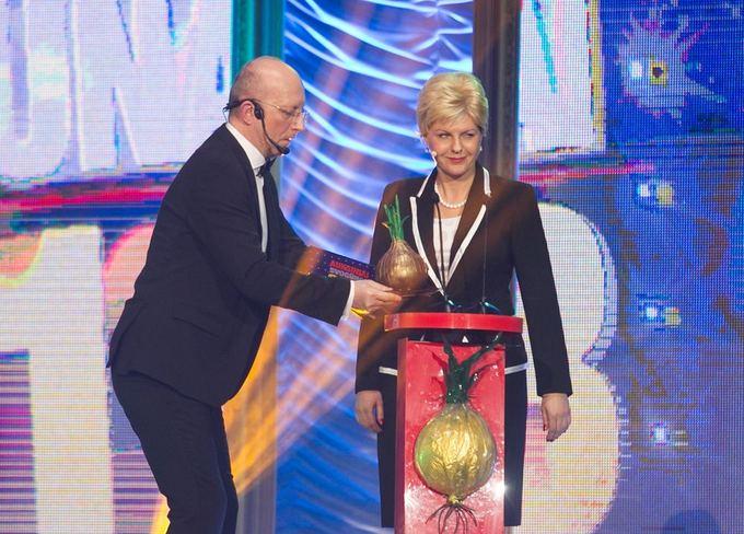 Arūnas Valinskas ir Donalda Meiželytė