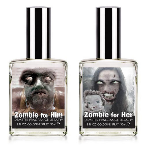 """""""Zombie for him"""" ir """"Zombie for her"""""""