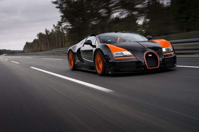 """""""Bugatti Veyron Grand Sport Vitesse"""""""
