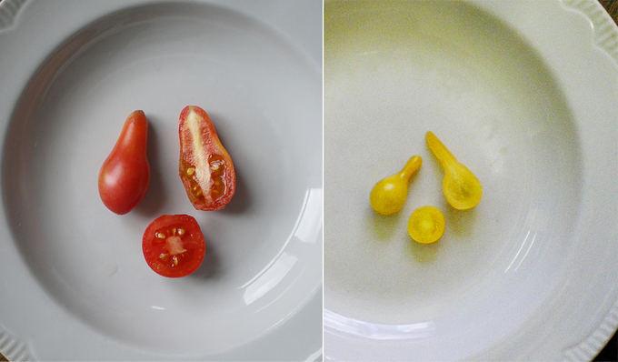Asmeninio archyvo nuotr. / Mini Gruaa pomidorų veislė