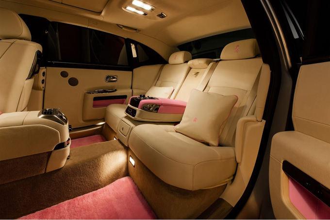 Gamintojo nuotr./Rolls-Royce Ghost FAB1