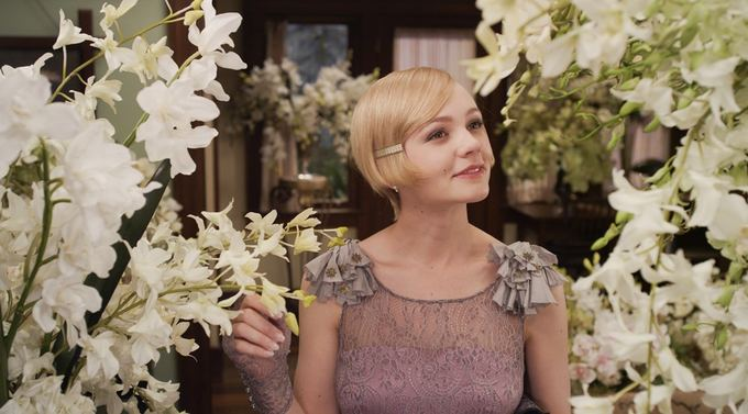 CLINIC 212 nuotr./Carey Mulligan filme Didysis Getsbis