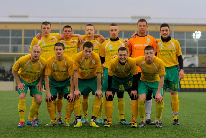 R.Tenio/fbk-kaunas.lt nuotr./F.B.K. Kaunas komanda.