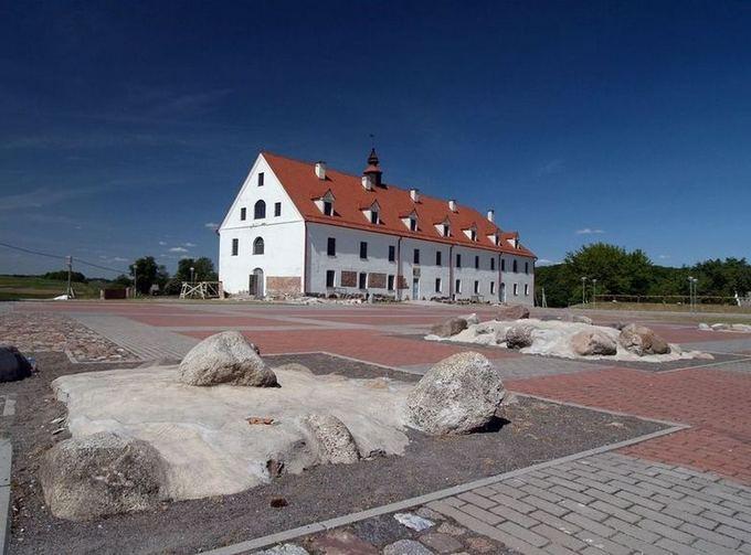 Bažnyčios tradicijos ir grigaliakojo choralo akademijos Ad Fontes organizatorių nuotr./Kražių kolegija