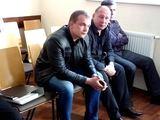 Kaltinamieji Ramūnas Dailydė, Stanislovas Narkevičius ir Paulius Nižauskas filipiniečio byloje