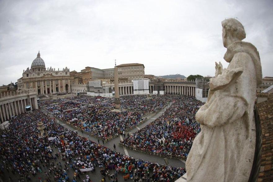 `ventojo Petro bazilika Vatikane