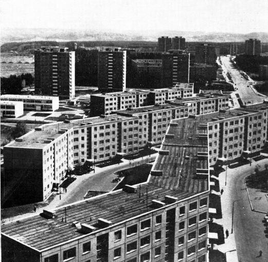 Raimundas Urbakavičius/Lazdynai residential area