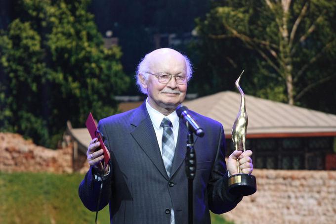 Sidabrinių gervių 2013 apdovanojimų ceremonija