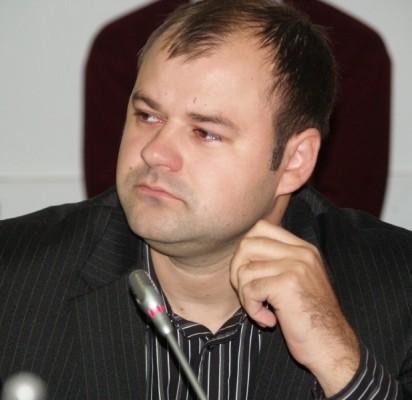 Palangos socialdemokratų lyderis Danas Paluckas
