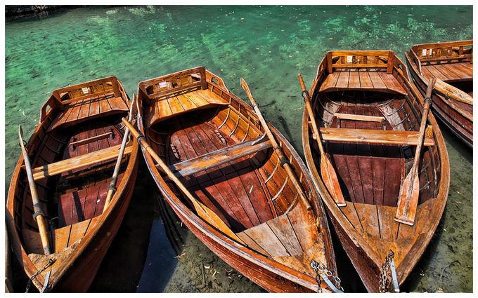 Mario Fajt/ Flickr.com nuotr./Plitvicos ežerai vadinami Kroatijos perlais