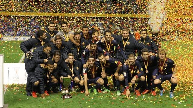 """""""Barcelona"""" laimėjo Katalonijos taurės turnyrą."""