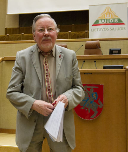 BFL/ Vyginto Skaraičio nuotr./Vytautas Landsbergis