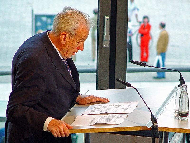 Būdamas 90-ies mirė vienas garsiausių vokiečių intelektualų Walteris Jensas.